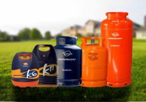 Eloy Afonso Gás - Conheça a nossa gama de produtos